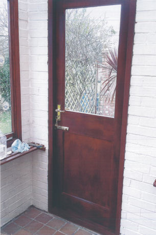 Joinery Services - Bespoke Wooden Doors